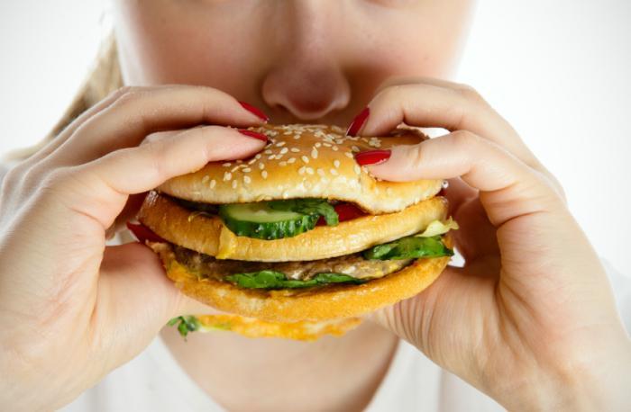 رژیم غذایی ضعیف