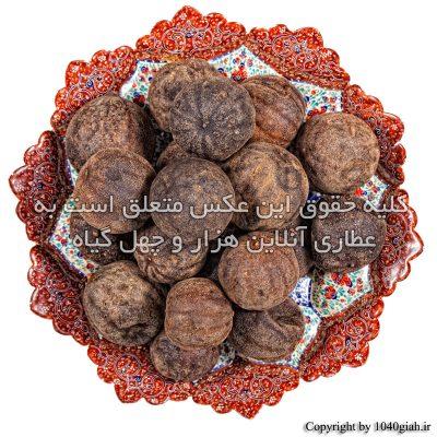 عکس لیمو عمانی سیاه