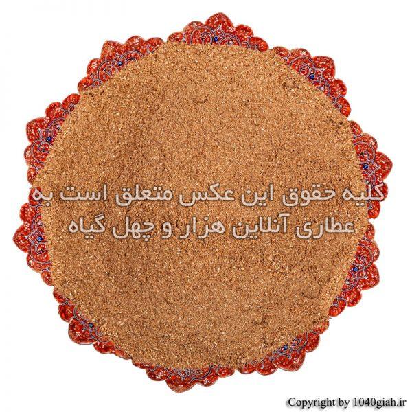 عکس پودر لیمو عمانی زرد