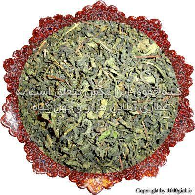 عکس چای سبز