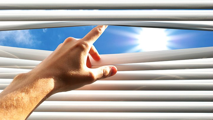 نور خورشید برای تولید ویتامین d