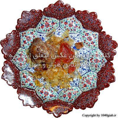عکس صمغ عربی