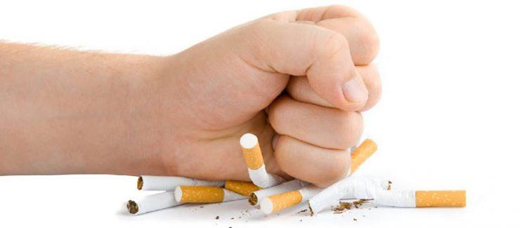 عکس ترک سیگار