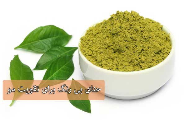henna-leaves with powder